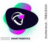 graphic design trend modern... | Shutterstock .eps vector #788618164
