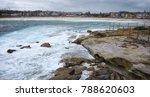 beach  coastal  bondi beach ...   Shutterstock . vector #788620603