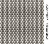 monochrome decorative graphic...   Shutterstock .eps vector #788638090