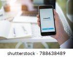chiang mai  thailand   jan 07 ... | Shutterstock . vector #788638489