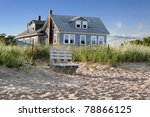 New England Beach Cottage ...