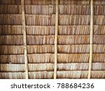 Natural Roof Background ...