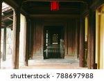 hue  vietnam   10th december... | Shutterstock . vector #788697988