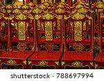 hue  vietnam   10th december... | Shutterstock . vector #788697994