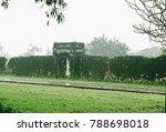 hue  vietnam   10th december... | Shutterstock . vector #788698018