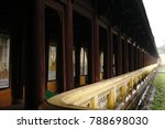 hue  vietnam   10th december... | Shutterstock . vector #788698030