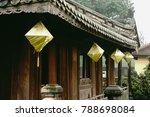 hue  vietnam   10th december... | Shutterstock . vector #788698084