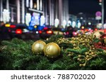 decorations for the holiday of... | Shutterstock . vector #788702020