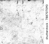 texture black and white grunge... | Shutterstock . vector #788707090