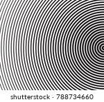 vector stock abstract gradient... | Shutterstock .eps vector #788734660