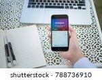 chiang mai  thailand   jan 07 ... | Shutterstock . vector #788736910