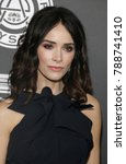 Small photo of Abigail Spencer at the Art Of Elysium's 11th Annual Heaven Celebration held at the Barker Hangar in Santa Monica, USA on January 6, 2018.