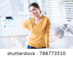 nothing good. young tired... | Shutterstock . vector #788773510