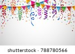vector illustration of colorful ... | Shutterstock .eps vector #788780566