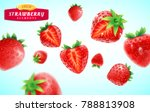 Strawberry Set  Detailed...
