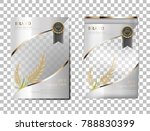 rice package thailand food... | Shutterstock .eps vector #788830399