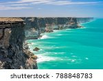great australian bight | Shutterstock . vector #788848783