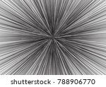 background of radial lines for... | Shutterstock .eps vector #788906770