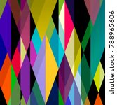 abstract colorful background ... | Shutterstock .eps vector #788965606