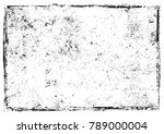 grunge texture background... | Shutterstock .eps vector #789000004