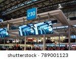 prague  czech republic  ... | Shutterstock . vector #789001123