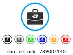 dash accounting case rounded...   Shutterstock .eps vector #789002140