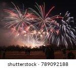 spectacular official fireworks... | Shutterstock . vector #789092188