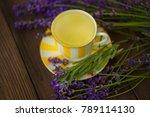Delicious Green Tea In A...