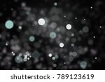 abstract background dark... | Shutterstock . vector #789123619