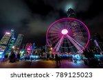 central  hong kong    january...   Shutterstock . vector #789125023