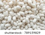 silkworm cocoon  background a...