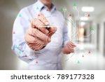 dms. document management system ... | Shutterstock . vector #789177328