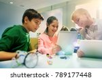 education  science  technology  ...   Shutterstock . vector #789177448