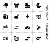 fun icons. vector collection...