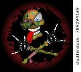 Cool Skull Rocker