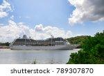 panama canal panama dec 26 ... | Shutterstock . vector #789307870
