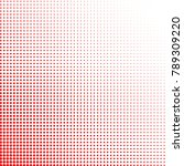 modern textured halftone of... | Shutterstock .eps vector #789309220