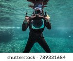 san andres island  colombia _... | Shutterstock . vector #789331684