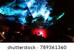lights show. laser show....   Shutterstock . vector #789361360