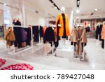 women's stylish boutique.... | Shutterstock . vector #789427048