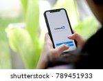 chiangmai thailand   jan 05... | Shutterstock . vector #789451933