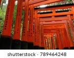 kyoto japan   november 11  2017 ... | Shutterstock . vector #789464248