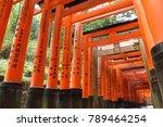 kyoto japan   november 11  2017 ... | Shutterstock . vector #789464254