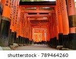 kyoto japan   november 11  2017 ... | Shutterstock . vector #789464260