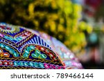 A Colorful Umbrella...