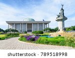 the national assembly... | Shutterstock . vector #789518998