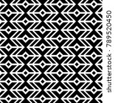 abstract geometric pattern ... | Shutterstock .eps vector #789520450