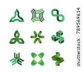 vector design elements for your ... | Shutterstock .eps vector #789569614