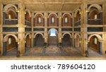 3d cg rendering of the grand... | Shutterstock . vector #789604120