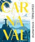 Brazil Carnival Poster ...